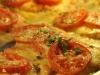 Csirkemellfilé paradicsommal mozzarella sajttal